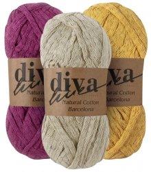 Пряжа Natural Cotton Barcelona (Diva)